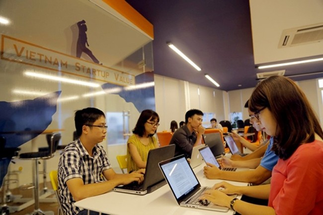 APEC  mengusahakan solusi  memberikan bantuan keuangan kepada kelompok UKM - ảnh 1