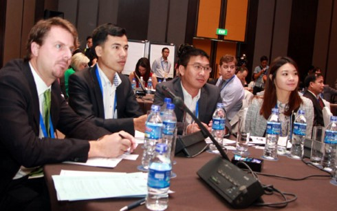 APEC-2017: Lokakarya tentang  kemampauan UKM dalam  mendekati perekonomian digital - ảnh 1