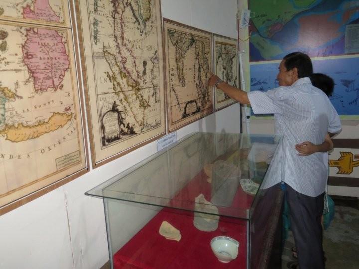 Situs peninggalan sejarah Kotamadya Thanh Chiem dan  lahirnya bahasa Vietnam yang ditulis dengan aksara Latin - ảnh 3