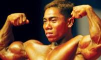 Binaragawan Pham Van Mach untuk kali ke-5 menjadi juara binaraga dunia - ảnh 1