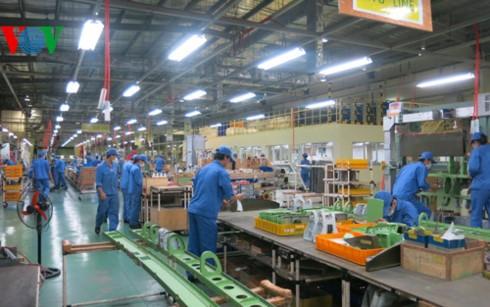 Badan usaha dan wirausaha  Vietnam berjalan seperjalanan dengan Tanah Air  melakukan integrasi global - ảnh 1