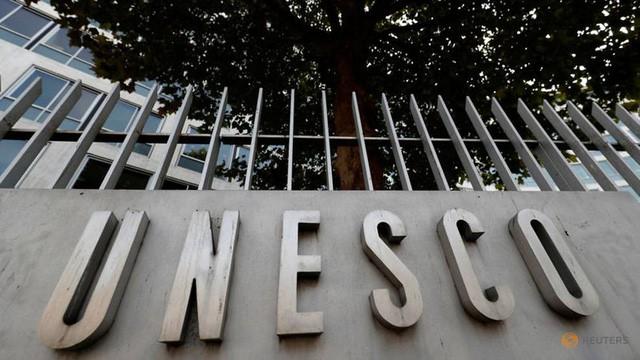 AS dan Israel resmi mengumumkan menarik diri dari UNESCO - ảnh 1