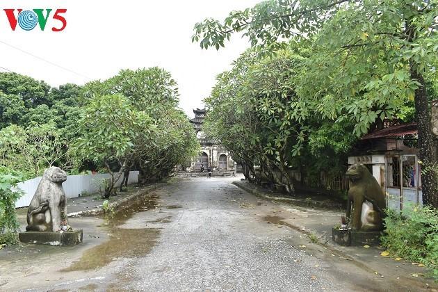 Provinsi Hung Yen-Destinasi  wisata yang menarik - ảnh 1