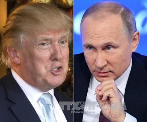 Presiden Rusia dan Presiden AS mungkin bertemu di Konferensi Tingkat Tinggi APEC 2017 - ảnh 1