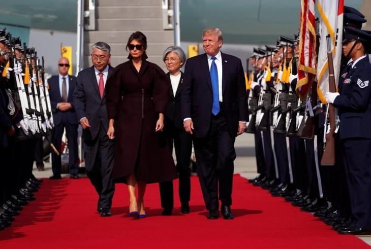 Masalah RDRK menjadi titik berat  pertemuan puncak Republik Korea dan AS - ảnh 1