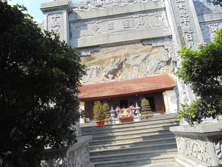 Kesan tentang kompleks situs peninggalan sejarah Bach Dang di kota Hai Phong - ảnh 3