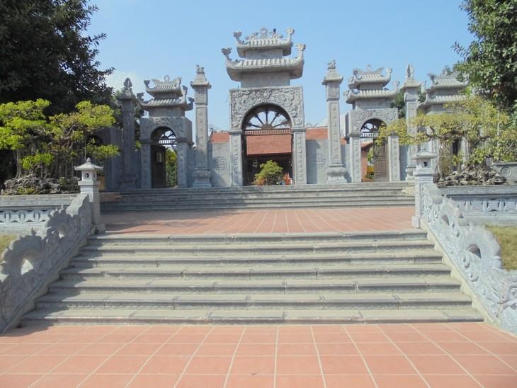 Kesan tentang kompleks situs peninggalan sejarah Bach Dang di kota Hai Phong - ảnh 4