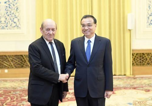 Tiongkok dan Perancis  mendorong kerjasama komprehensif - ảnh 1