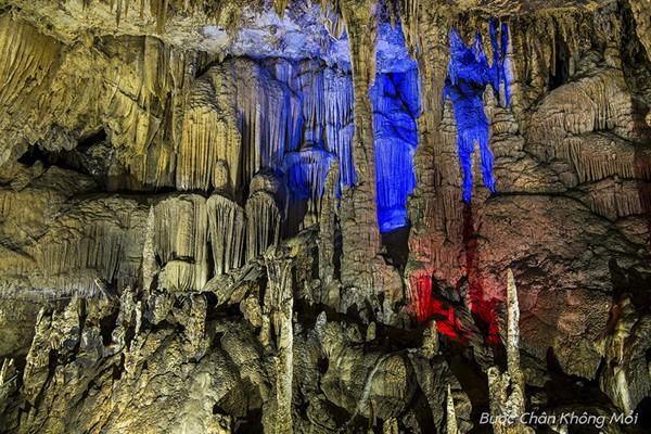 Keindahan gua Lung Khuy, di Provinsi Ha Giang - ảnh 4