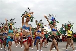 ハロンカーニバル祭り2012 - ảnh 1