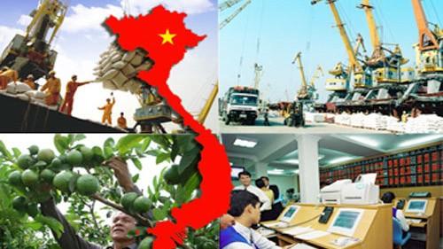 経済再構築過程の効果向上 - ảnh 1