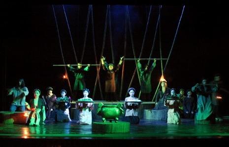 ベトナムの伝統的歌劇 - ảnh 3