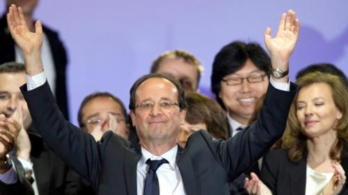 フランスの大統領選挙とその影響 - ảnh 1