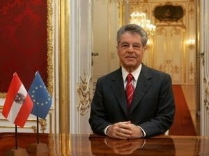 オーストリア大統領、ベトナム訪問を開始 - ảnh 1
