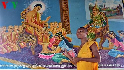 クメール族の寺院 - ảnh 10