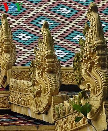 クメール族の寺院 - ảnh 5