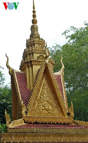 クメール族の寺院 - ảnh 7