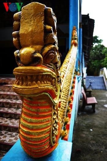 クメール族の寺院 - ảnh 8