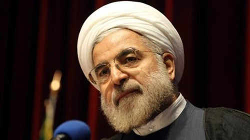イラン新大統領の就任宣誓 - ảnh 1