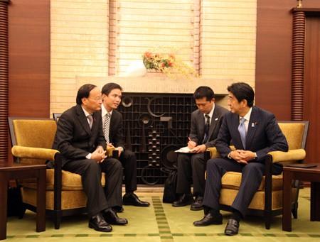 ルア組織中央委委員長、日本訪問を終了 - ảnh 1