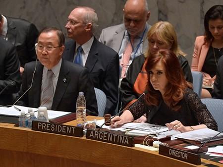 国連安保理のオープンな討論会 - ảnh 1
