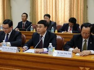 外交・安全保障・国防に関する第2回越・韓外務次官級戦略対話 - ảnh 1