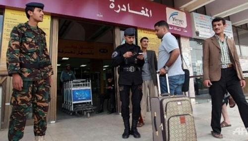 米、在イエメン米国人へ避難勧告 - ảnh 1