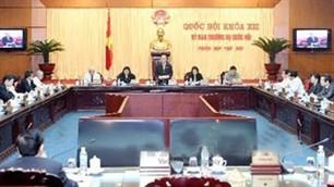 国会常委第20回会議、12日開幕 - ảnh 1