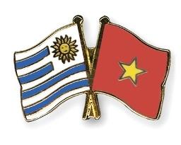 ベトナムとウルグアイの指導者、祝電交換 - ảnh 1