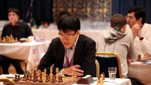 リェム選手、世界チェス選手権第4ラウンドに - ảnh 1