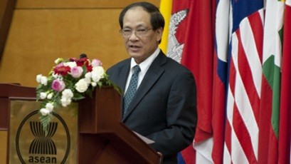 ASEAN創設46周年記念式典 - ảnh 1