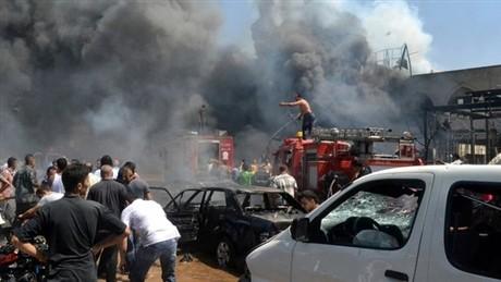 レバノン、爆弾テロで死傷者多数 - ảnh 1