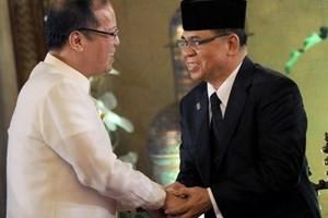 フィリピン政府とMILF、和平合意一致 - ảnh 1