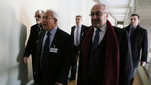 シリア和平交渉、 捕虜釈放や人道支援を協議 - ảnh 1