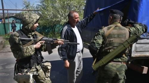 ウクライナ、第2段階反テロ作戦開始 - ảnh 1