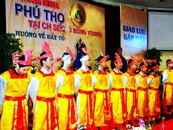 チェコにおけるベトナムデー - ảnh 1