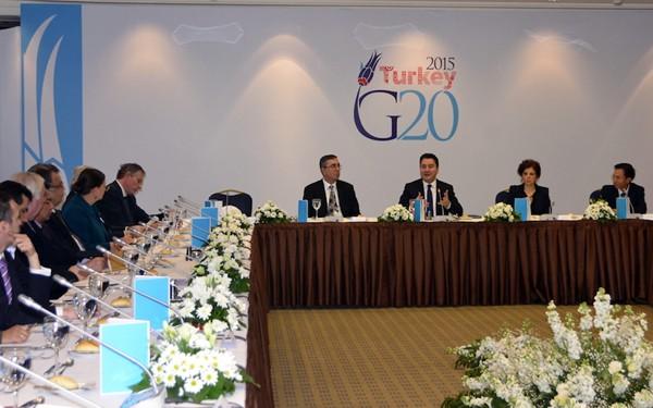G20財務相・中央銀行総裁会議 - ảnh 1