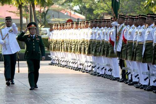 ティ将軍、マレーシアを訪問 - ảnh 1