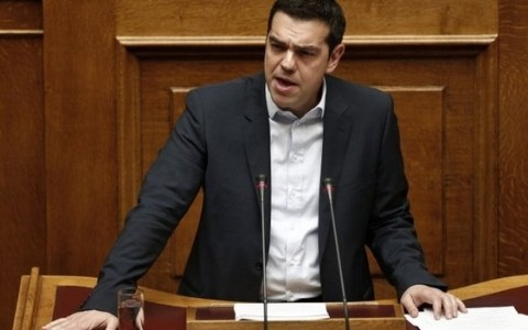 ギリシャ首相「政治的解決目指す」、支援策の延長を再度拒否    - ảnh 1