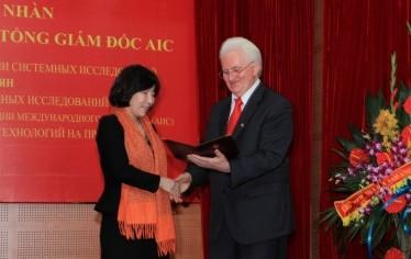 ベトナム人女性、ベルナツキー賞を受賞 - ảnh 1