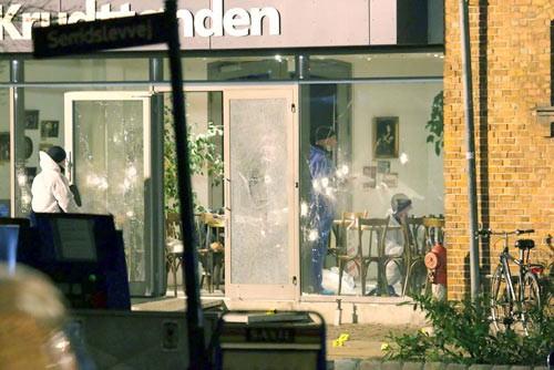 デンマークテロ、容疑者ほう助で男2人を逮捕 - ảnh 1