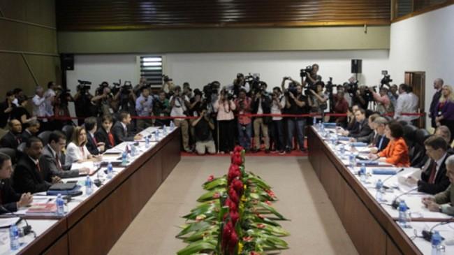 米とキューバ、27日に第2回正常化交渉 - ảnh 1