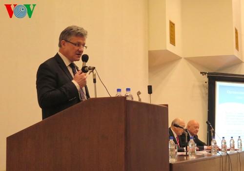 シー教授、ロシア電気科学技術院のアカデミー会員に選出 - ảnh 1