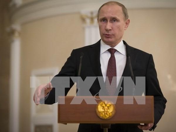 ロシアとハンガリー、エネルギー分野での協力強化 - ảnh 1