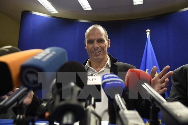 ギリシャ、EUへの財政再建改革案提出 - ảnh 1