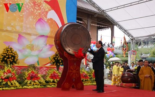 フック副首相、ハーナム省を訪問 - ảnh 1