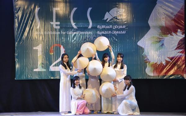 エジプトのフェスティバルにベトナム人学生が参加 - ảnh 1