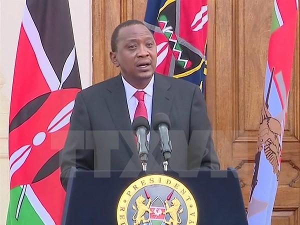 ケニア:テロと最後まで戦い抜く - ảnh 1