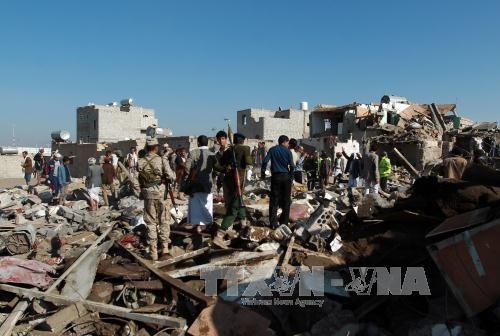 国連安保理、イエメン情勢をめぐり緊急会議 - ảnh 1