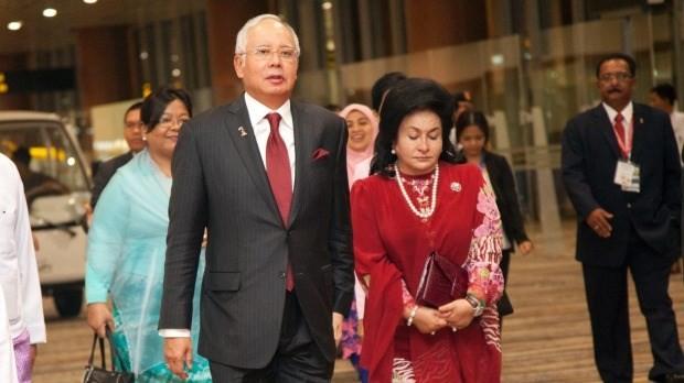 マレーシア:ヘリ墜落、首相側近ら6人死亡 - ảnh 1